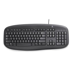 Logitech Value Keyboard (Qwerty espagnol - PS2)