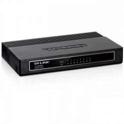 TP Link Switch Gigabit 8 ports