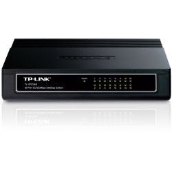 TP Link Switch 10/100 Mbps 16ports