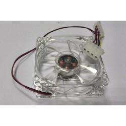 Ventilateur 8cm lumineux