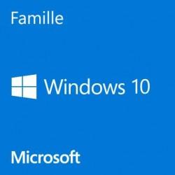 Microsoft Windows 10 Home 64 bits