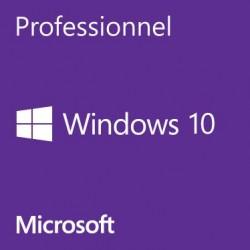Microsoft Windows 10 Pro 64 bits