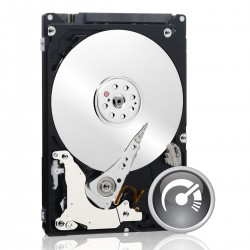 Western Digital Laptop Black 500Go SATA3