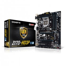 Gigabyte Z170 HD3P Socket 1151
