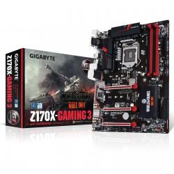 Gigabyte Z170X Gaming 3 EU Socket 1151