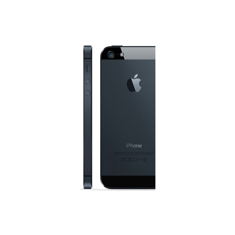 apple iphone 5 16go noir reconditionn new pc charenton. Black Bedroom Furniture Sets. Home Design Ideas