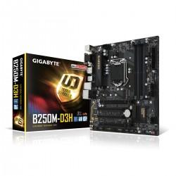 Gigabyte B250M D3H