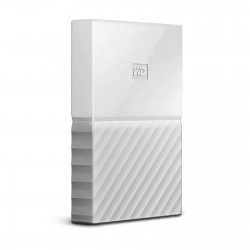 Disque dur externe 2.5 Western Digital MY Passport 4To USB3.0 Blanc