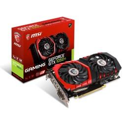 MSI Geforce GTX 1050 Ti Gaming X 4Go