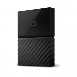 Disque dur externe 2.5 Western Digital MY Passport 4To USB3.0 Black