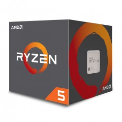 Processeur AMD Ryzen 5 1400 Box Socket AM4