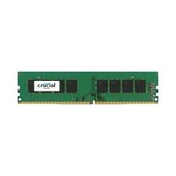 Mémoire vive Dimm DDR4 Crucial 16Go (2x8Go) 2400 MHz