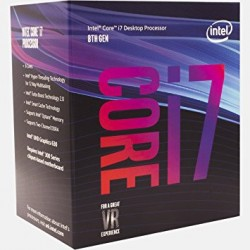 Processeur Intel Core I7 8700 Box Socket 1151 H4