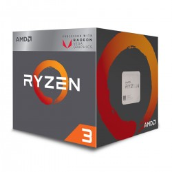 Processeur AMD Ryzen3 2200G Box Socket AM4