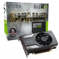 EVGA Nvidia GeForce GTX 1060 6Go Gaming