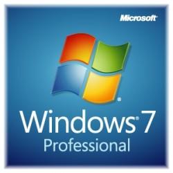 Microsoft Windows 7 Pro 64 bits
