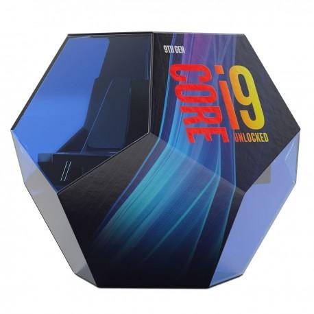 Processeur Intel Core i9-9900K (3.6 GHz / 5.0 GHz) Box
