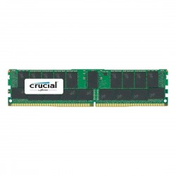 Mémoire ECC Registered Crucial CT32G4RFD424A 32Go (DDR4, 2400 MT/s, PC4-19200, DR x4)