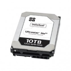 HGST Ultrastar He10 - 10To - Self-Encrypting Drive (SED) - HUH721010ALN601