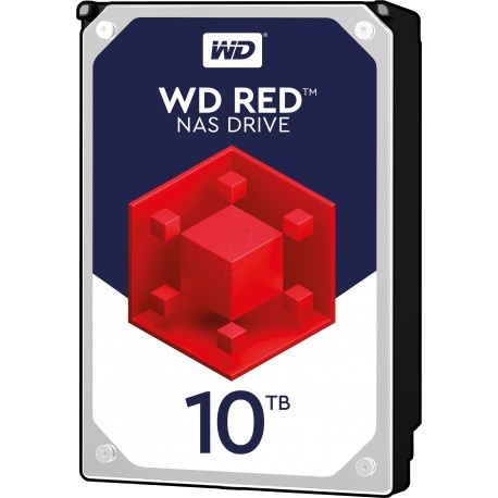 Western Digital Red Desktop 10To SATA3 WD100EFAX