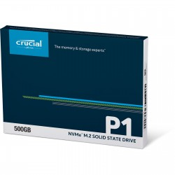 SSD Crucial P1 1000Go