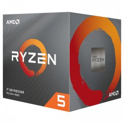 Processeur AMD Ryzen 5 1600X Box Socket AM4