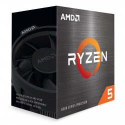 Processeur AMD Ryzen 5 5600X Box Socket AM4