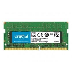 Mémoire vive So-Dimm DDR4 Crucial 8Go 2400 MHz