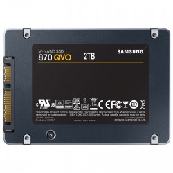 SSD SAMSUNG 870 QVO 2To