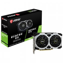 MSI GeForce GTX1660 Ventus XS OC 6Go