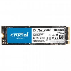 SSD Crucial P2 1To M.2 Nvme