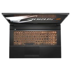 PC Portable Gigabyte AORUS 7 SB-7FR1130SH (Core I7 10750H + RAM 16Go + SSD 512Go+Nvidia GTX1660Ti 6Go)