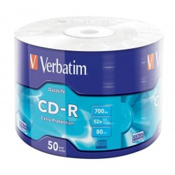 Verbatim CD-R vierge (50 pièces)